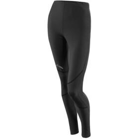 Löffler Thermo-Innenvelours Leggings Dames, zwart